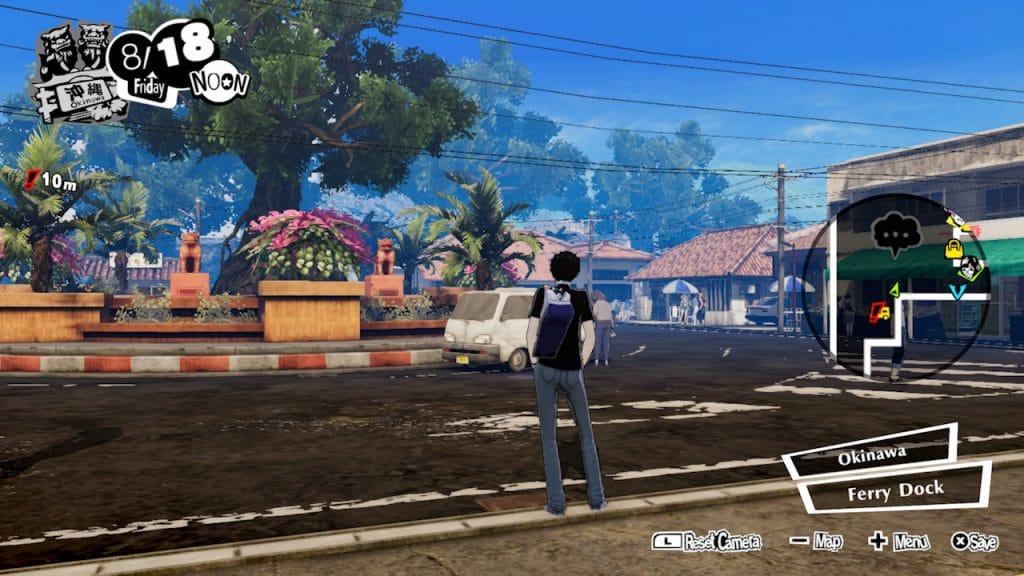 Persona 5 Strikers Screen 04