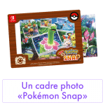 Pokemon Snap Bonus Cadre Photo