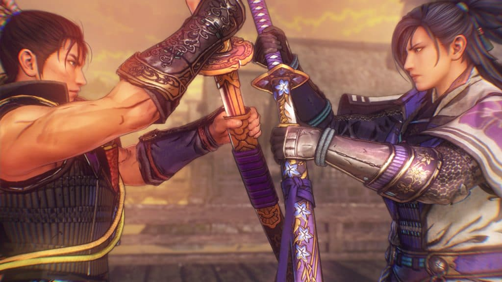 Samurai Warriors 5 Screen 07