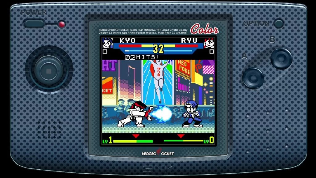 Snk Vs Capcom Match Millenium Ss 03