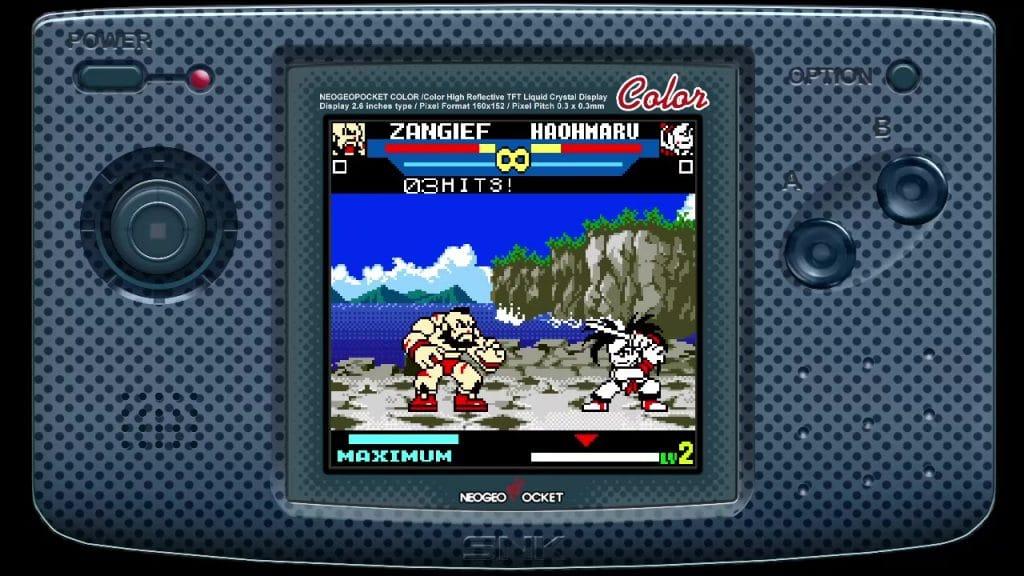 Snk Vs Capcom Match Millenium Ss 04