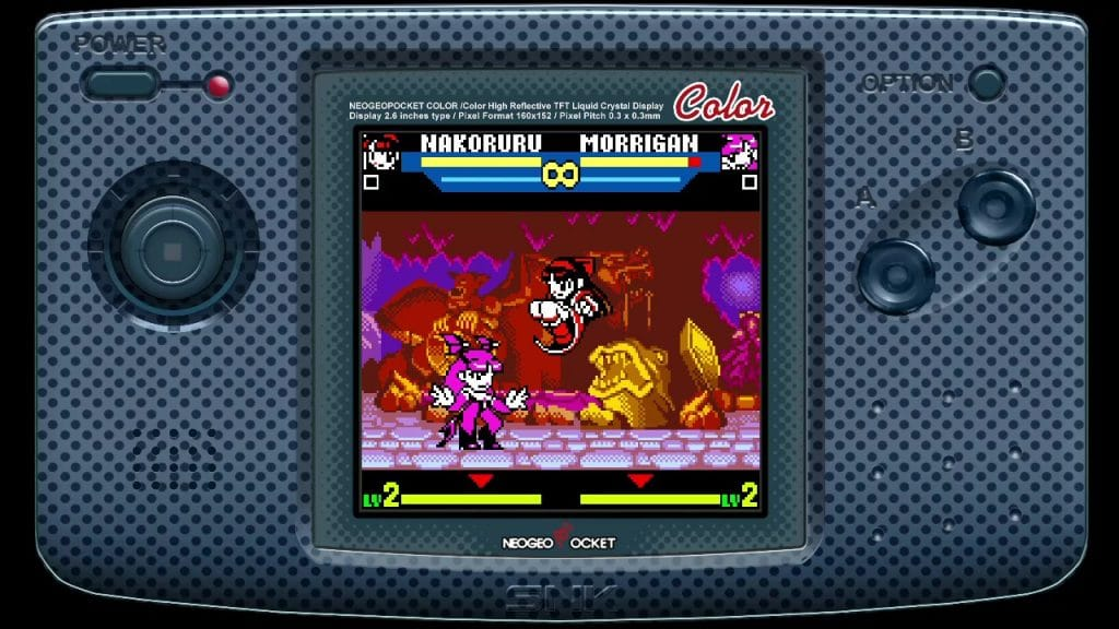 Snk Vs Capcom Match Millenium Ss 05