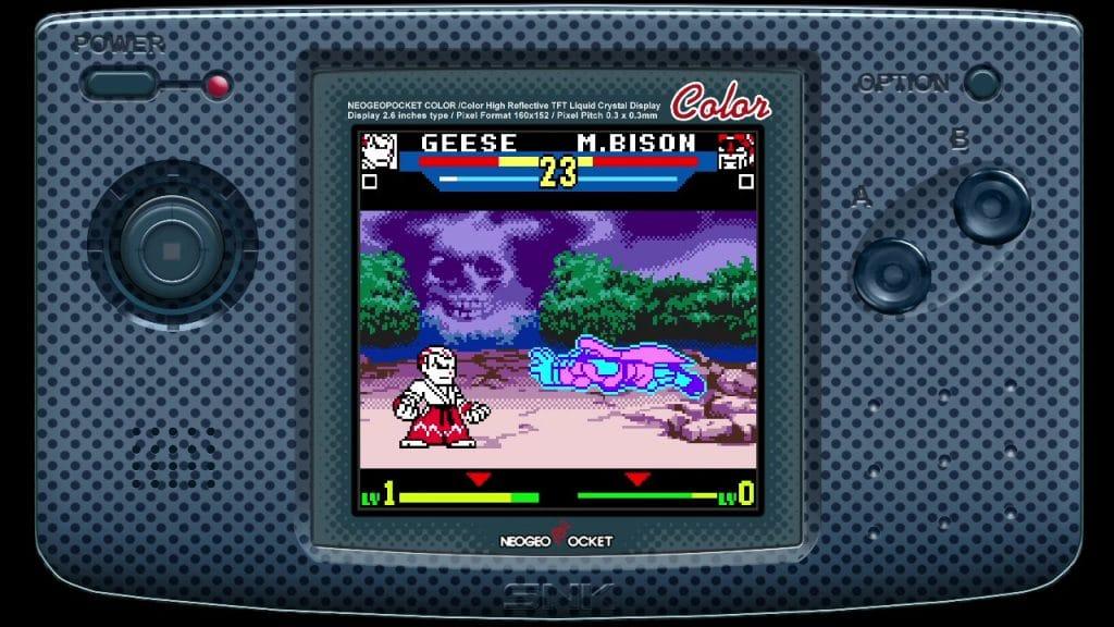 Snk Vs Capcom Match Millenium Ss 06