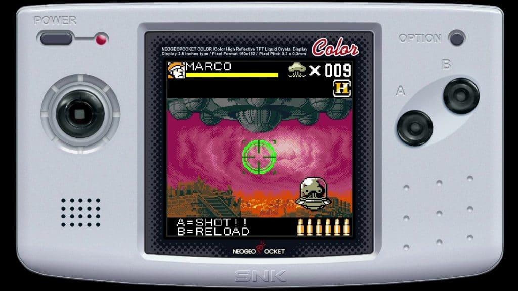 Snk Vs Capcom Match Millenium Ss 07
