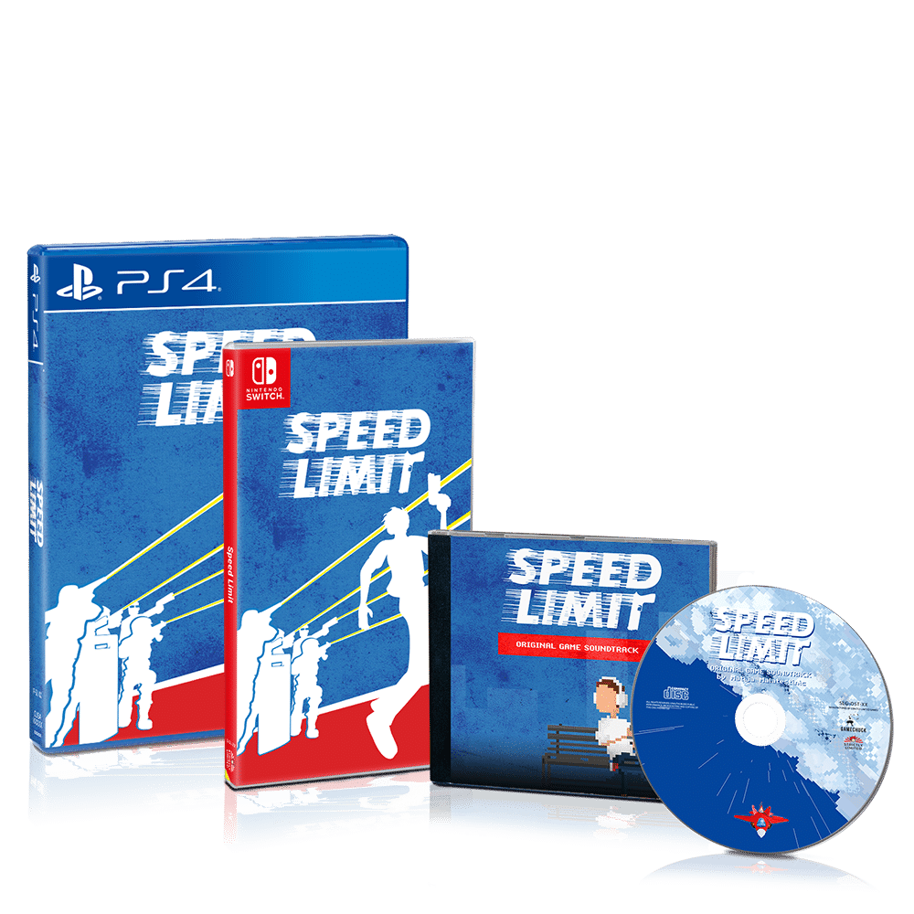 Speed Limit Packs