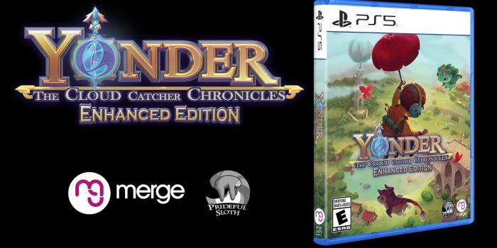 Yonder Enhanced Edition PS5