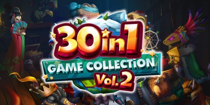 30 In 1 Game Collection Vol 2
