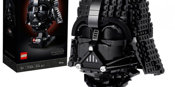75304 Lego Starwars Darth Vader Helmet