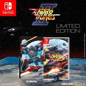 Andro Dunos 2 Switch Edition Limited