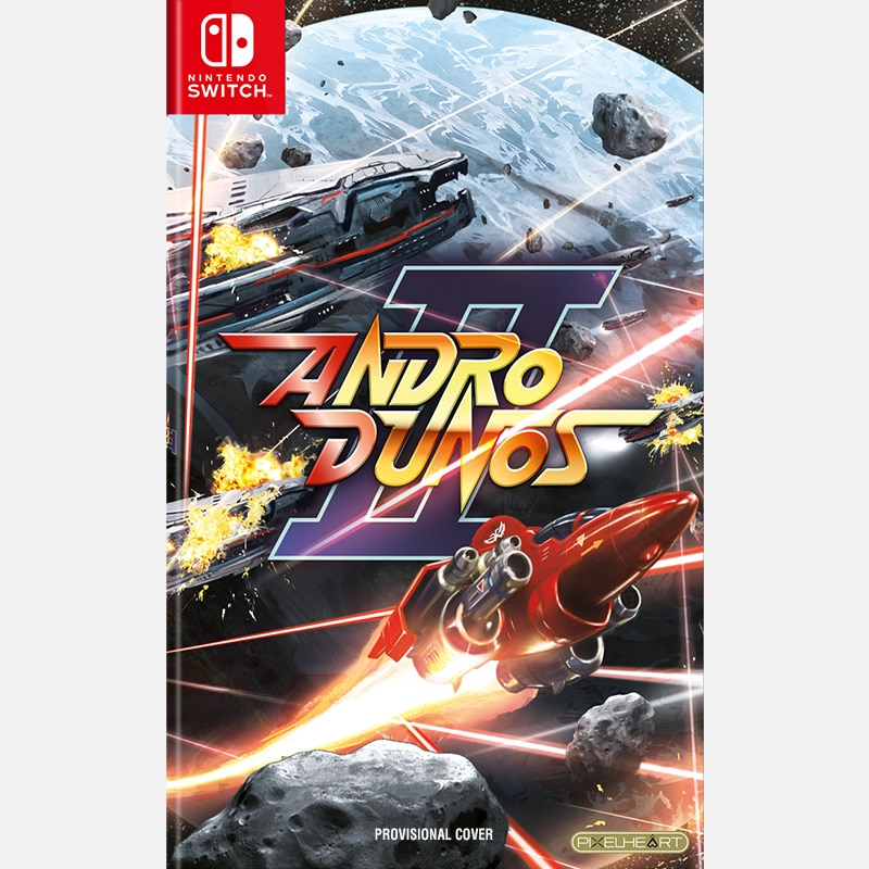 Andro Dunos 2 Switch