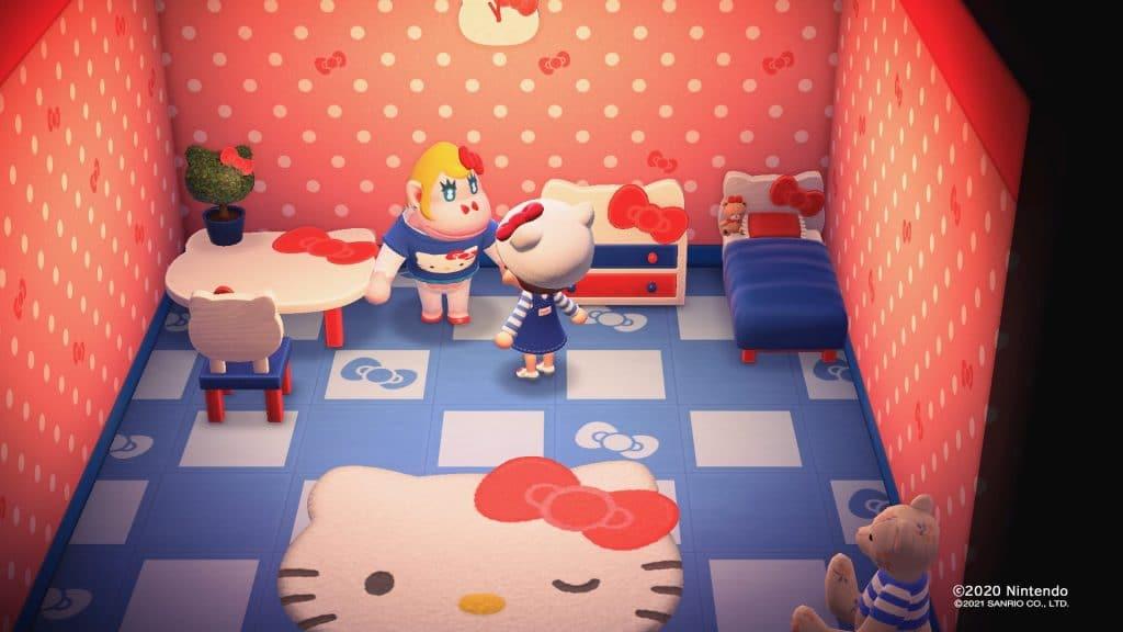 Animal Crossing New Horizons Sanrio Screen 02