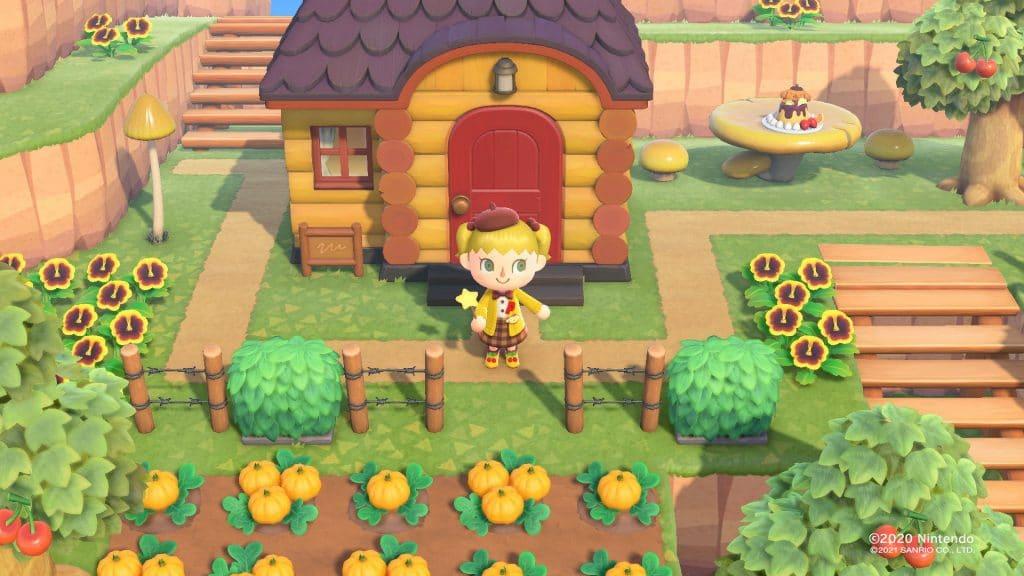 Animal Crossing New Horizons Sanrio Screen 03