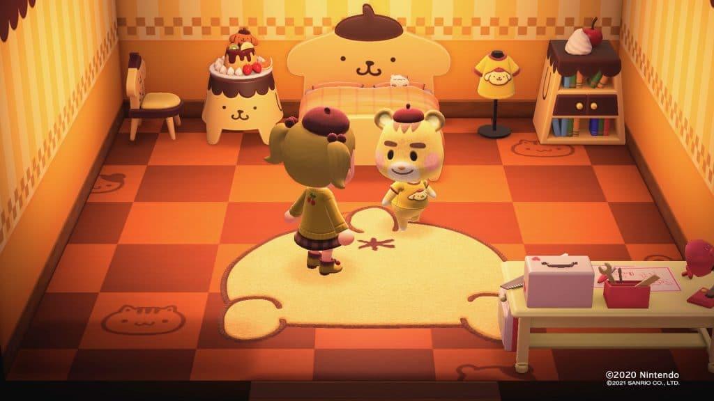 Animal Crossing New Horizons Sanrio Screen 04