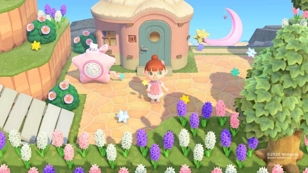 Animal Crossing New Horizons Sanrio Screen 05
