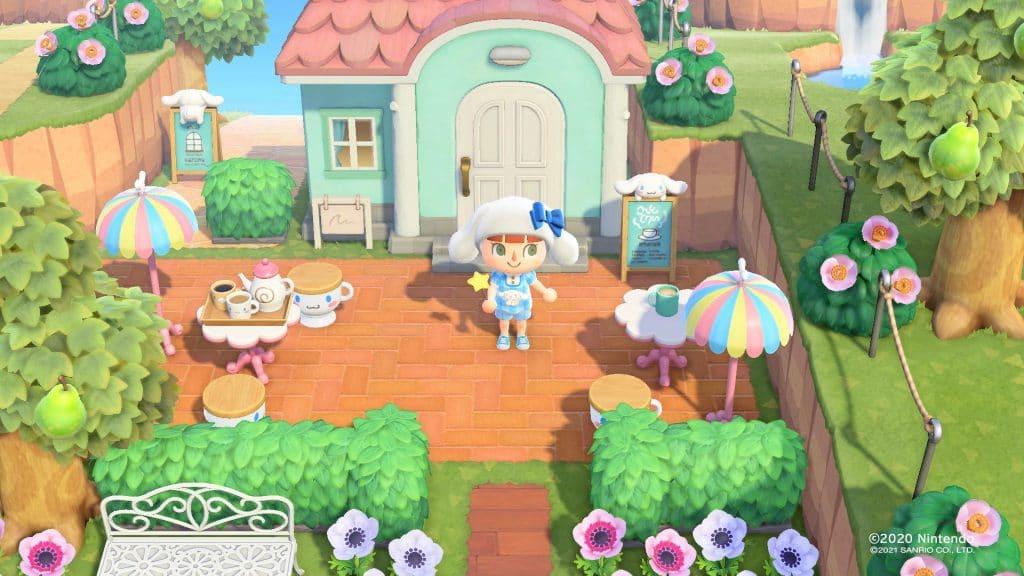 Animal Crossing New Horizons Sanrio Screen 07