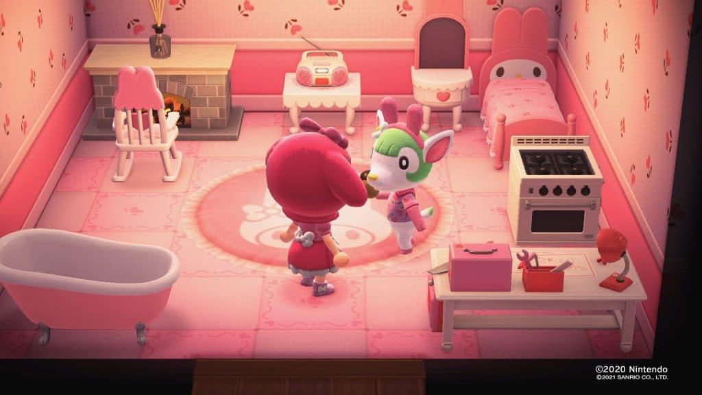 Animal Crossing New Horizons Sanrio Screen 10