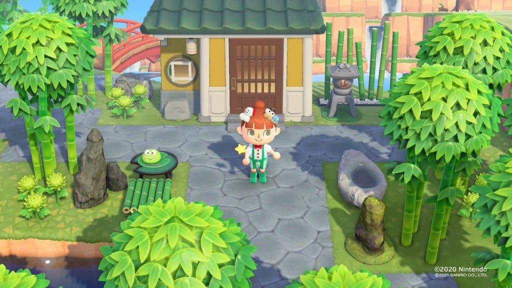 Animal Crossing New Horizons Sanrio Screen 11