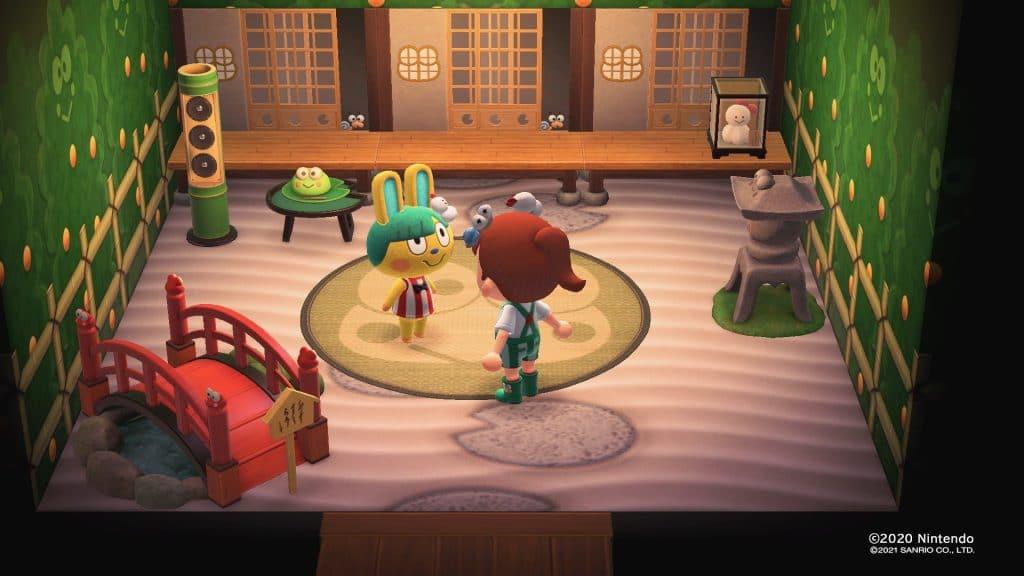 Animal Crossing New Horizons Sanrio Screen 12