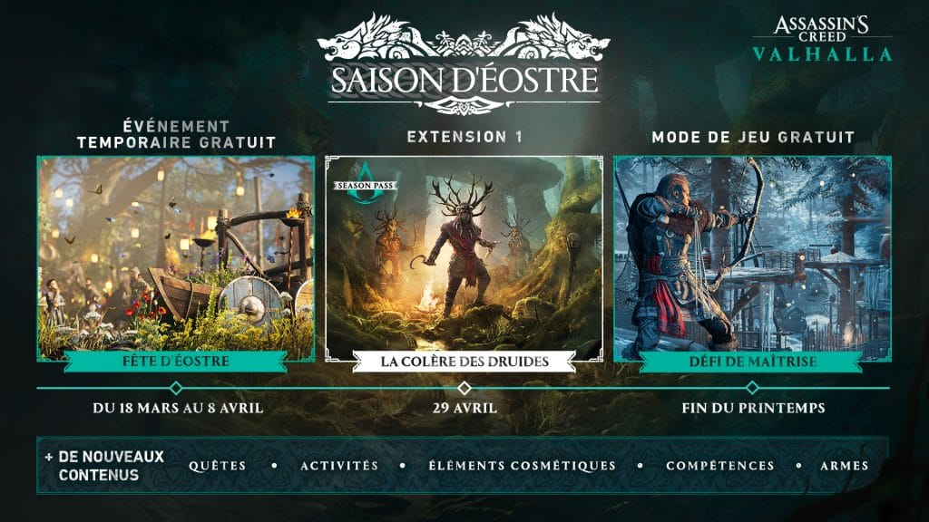 Assassins Creed Valhalla Saison Eoste
