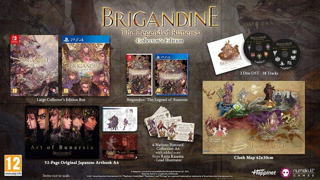 Brigandine Edition Collector