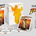 Coffret Indiana Jones Blu Ray 4k