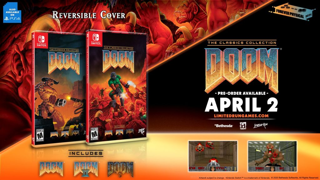 Doom The Classics Collection Lrg