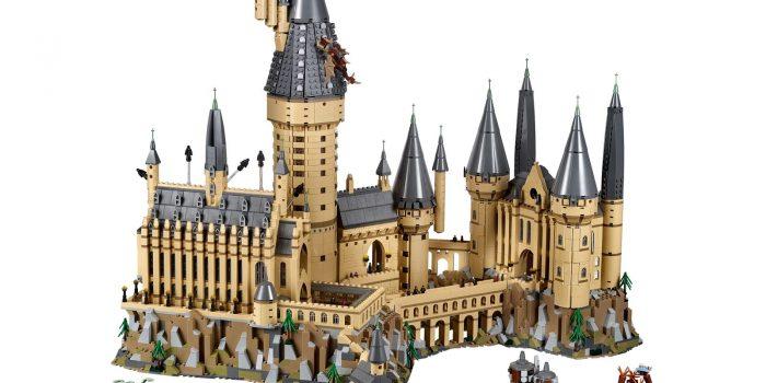 Lego Harry Potter Chateau Poudlard