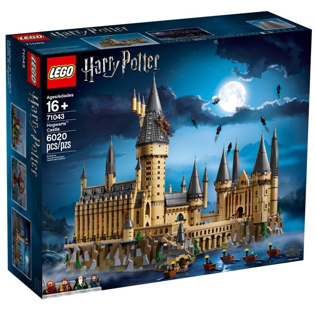 Lego Harry Potter Chateau Poudlard Pack