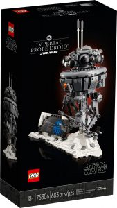 Lego Star Wars Droide Sonde Imperial Pack
