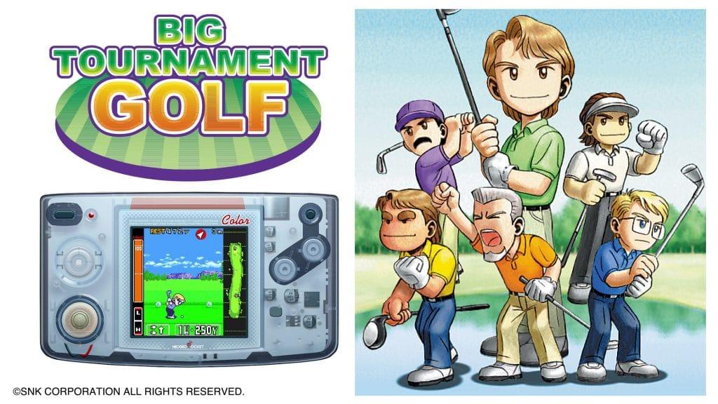 Neogeo Pocket Color Collection Image10 Bt Golf