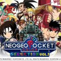 Neogeo Pocket Color Selection Vol 1