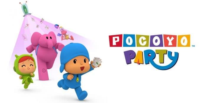 Pocoyo Party