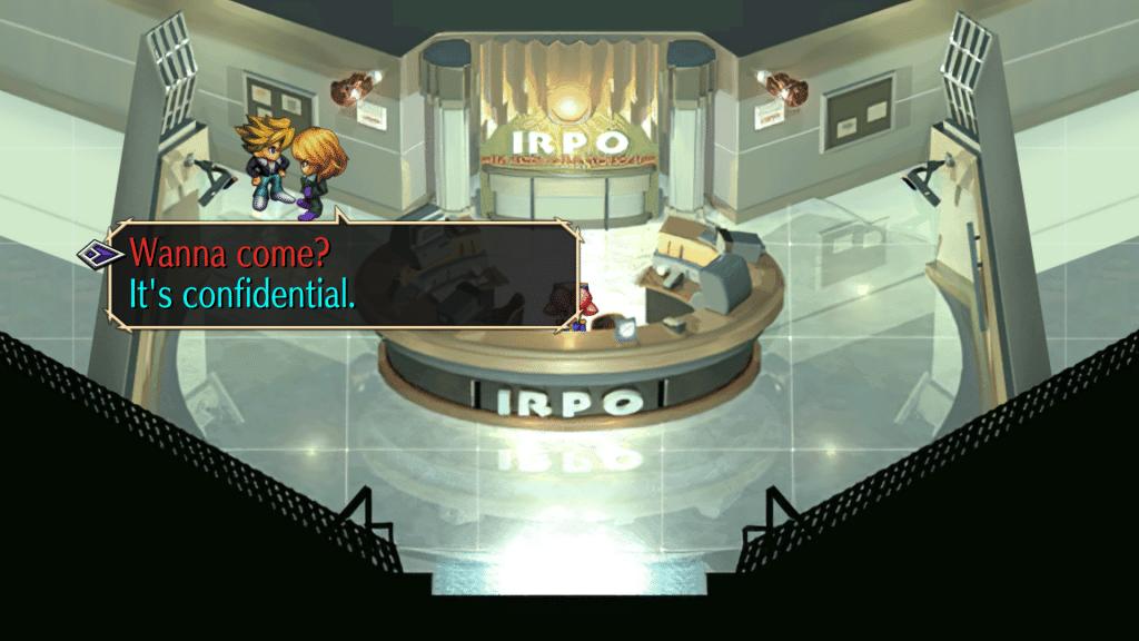 Saga Frontier Remastered Screen 5 Ren Joinedparty