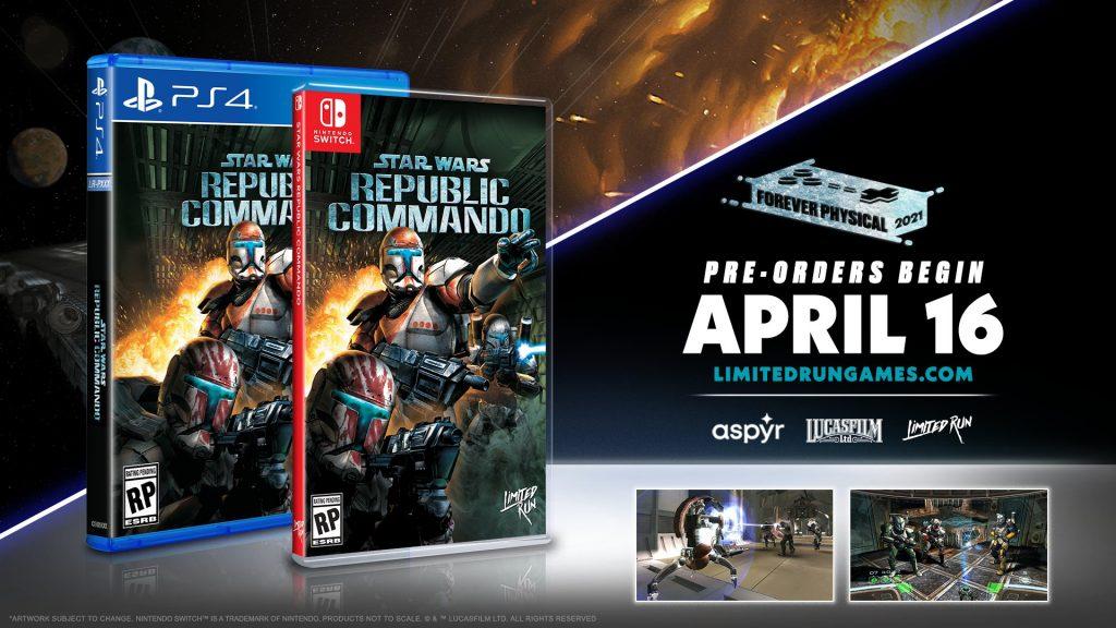 Star Wars Republic Commando Lrg