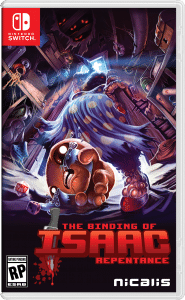 The Binding Of Isaac Repentance Switch