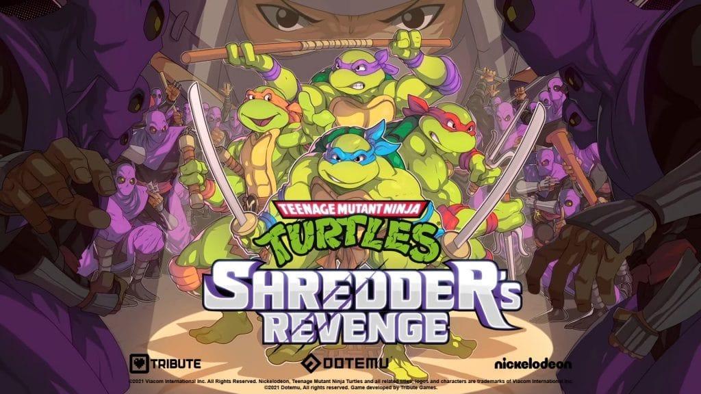 Tmnt Shredders Revenge