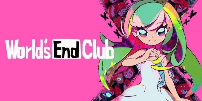 World End Club Art