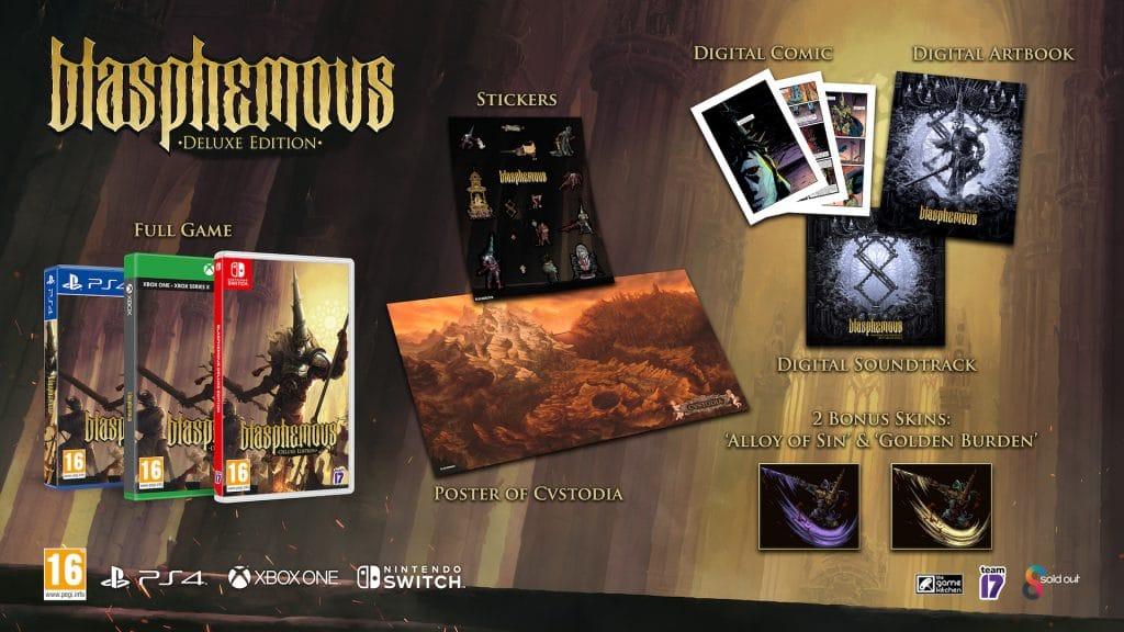 Blasphemous Edition Deluxe
