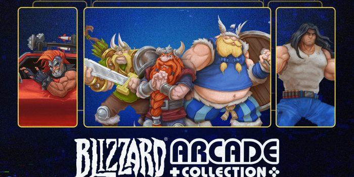 Blizzard Arcade Collection Update