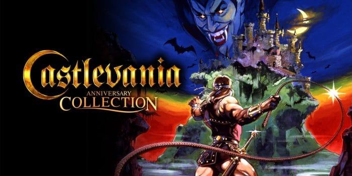 Castlevania Anniversary Edition