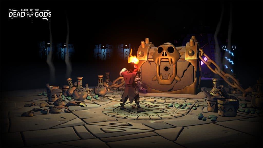 Curse Of The Dead Gods Dead Cells Screen 03 Chest