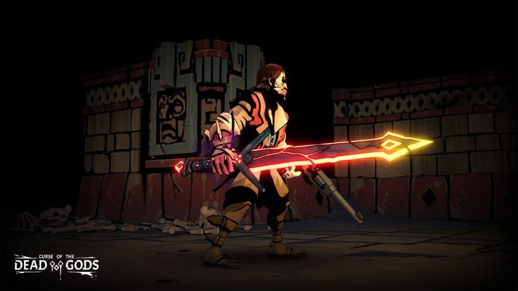 Curse Of The Dead Gods Dead Cells Screen 04 Sword