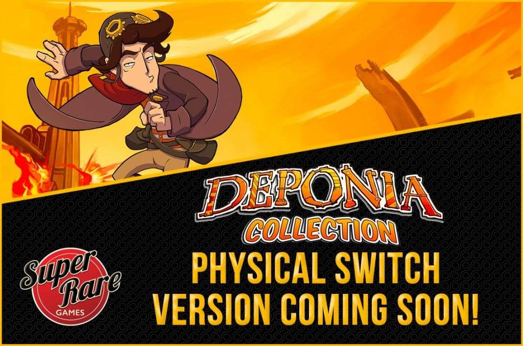 Deponia Collection Srg