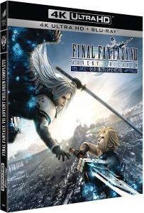 Final Fantasy 7 Advent Children Br 4k