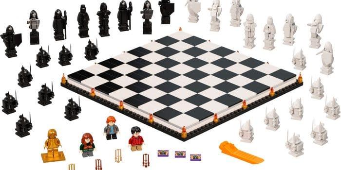 Lego Harry Potter Jeu Echecs