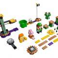 Lego Super Mario Pack Luigi