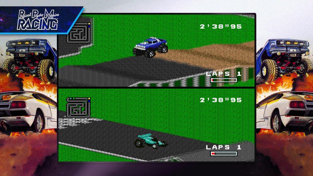 Rpm Racing Screen 1