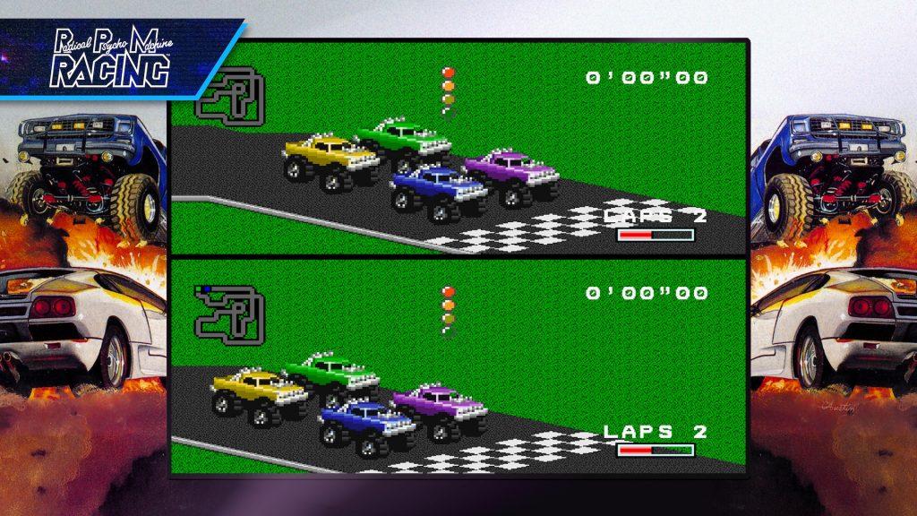 Rpm Racing Screen 2