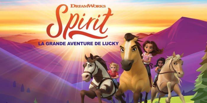 Spirit Grande Aventure De Lucky