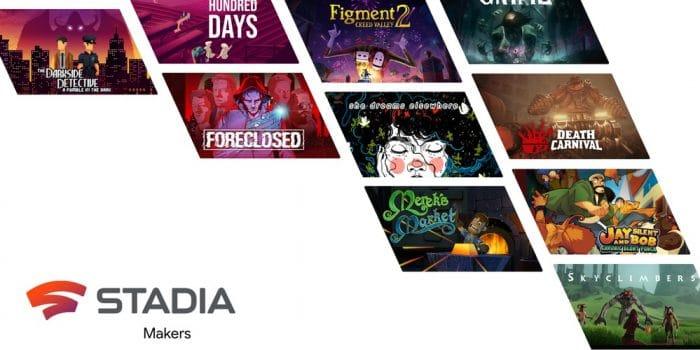 Stadia Indie Games